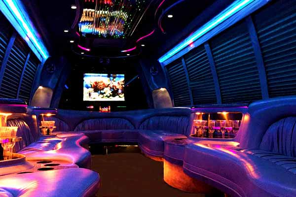 Cleveland TN party bus